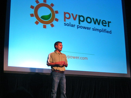 Nick Yecke of PVPower Launches SolarBear