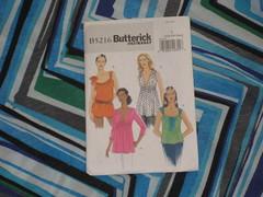 Butterick B5216