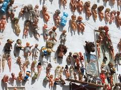Doll Art from Bogota