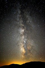 Just for fun (icecubephoto - trying to catch up) Tags: blueridgeparkway milkyway nikond700 nikond700astrophotography