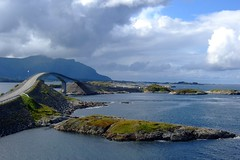 Storseisundet Bridge (ebygomm) Tags: norway 2010 atlanterhavsveien atlanticway