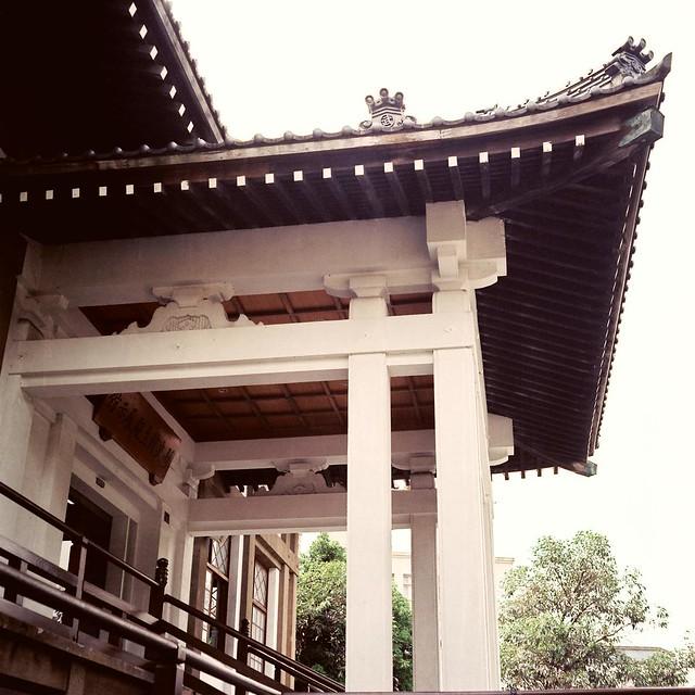 南投縣歷史建築-武德殿