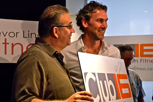 Club 16 - Trevor Linden Fitness