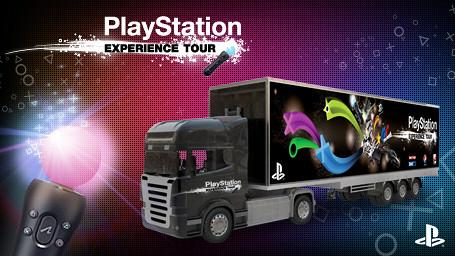 La Tournée PlayStation débarque près de chez vous !