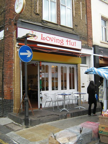the loving hut