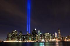 _MG_0403 (Shane Woodall) Tags: newyork brooklyn lights memorial worldtradecenter 911 september wtc towersoflight tributeinlight 2010 brooklynbridgepark canon5dmarkii septenber11th