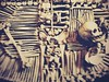 Bones (Incase.) Tags: skeleton skull wanderlust bones vagabondage aaronrose iphone4