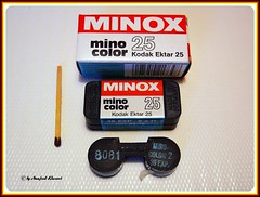 MINOX mino color 25  (M.A.K.photo) Tags: germany deutschland europa europe collection cameras sammlung mycameracollection minoxminocolor25
