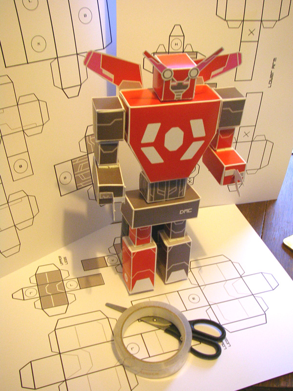 Cardbot 5