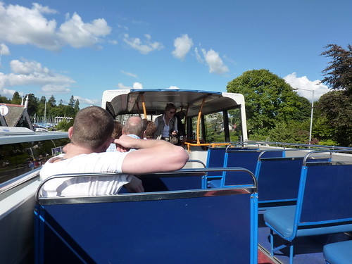 The Open Top Bus