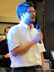 Jim Fuentebella - Max's VP Corporate Marketing