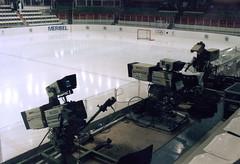 Fernsehen Olymische Winterspiele 1992 Albertville Eishockey Meribel HD Kameras Format HD 1250 (Pacific11) Tags: broadcast thomson hd 1992 meribel 1250 albertville olympische ows winterspiele hdmac ttvseries