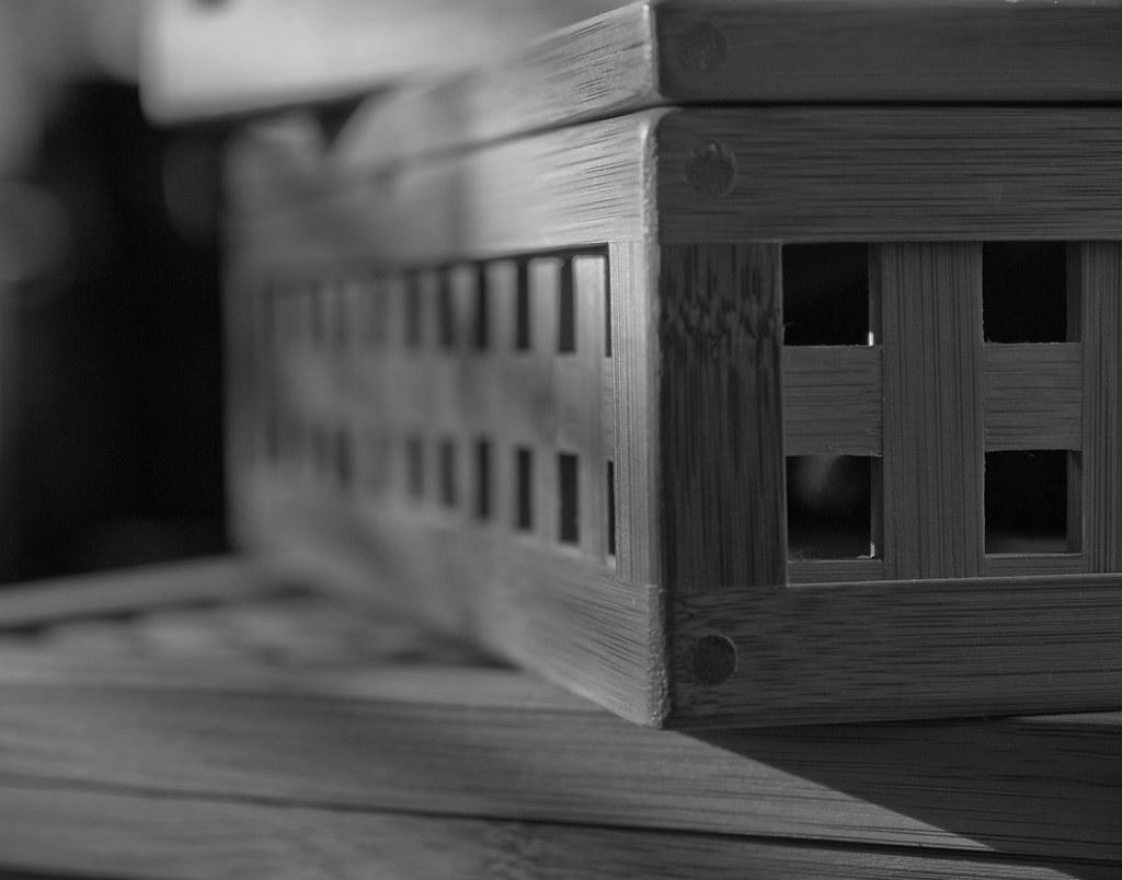 28-365 Bamboo crates