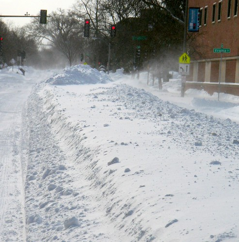 The Chicago Blizzard of 2011