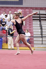TWU Gymnastics -Margaret Mayfield floor (Erin Costa) Tags: horse college turn dance bars university texas floor exercise state tx kitty run womens swing beam arena mount flip gymnastics margaret stick balance vault ncaa winona leap tumble twu mayfield routine hamline uneven womans magee centenary dismount usag twugymnastics