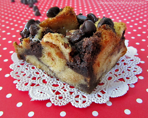 S'mores Bread Pudding Bars