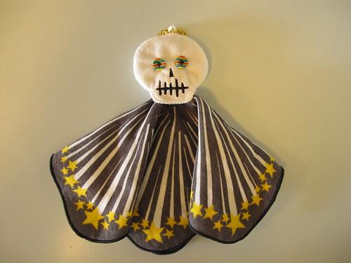 Psychadelic Skeleton