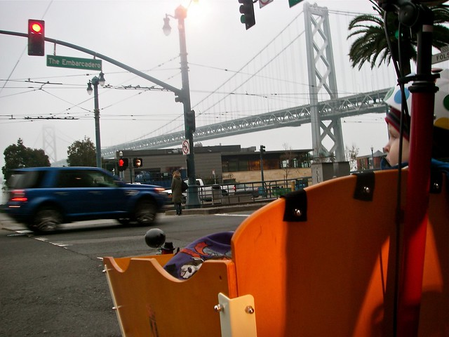 Otto Eye View @ Embarcadero