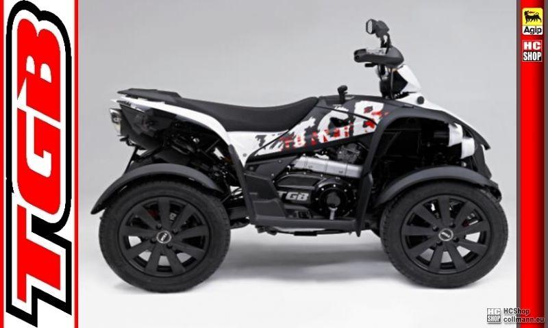 Tgb gunner 550