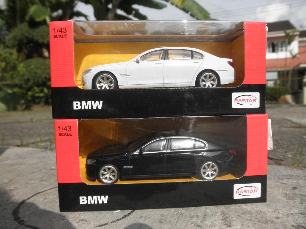 BMW 750Li By Rastar