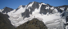 Panorama from the summit of Jewel Mountain. Ch...