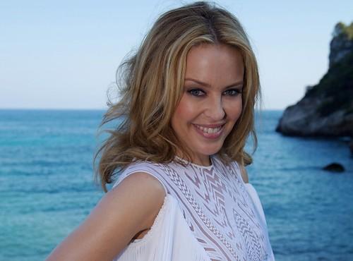 18.Kylie Minogue - Aphrodite album launch press conference at Amante