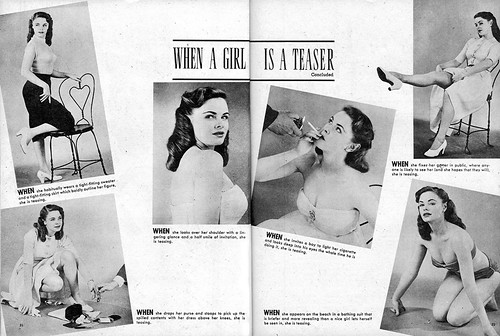 1952 - When A Girl Is A Teaser - Part 2