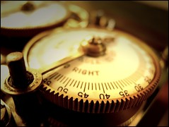 Safe Clock Detail (greenthumb_38) Tags: clock bank safe mechanism jeffreybass