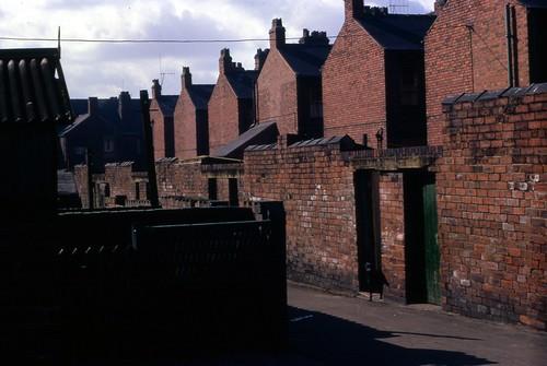 Goldthorpe - backs. Easter 1968