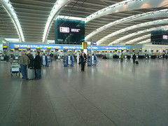 T5 Ticketing Area