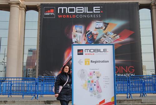 Alexandra al MWC 2011