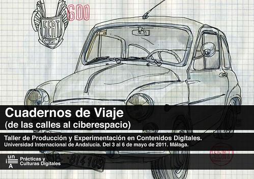 Cuadernos de Viaje: de las calles al ciberespacio