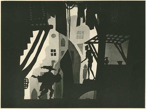 Lotte Reiniger - Prince Achmed