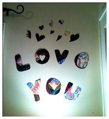 """the Love Fairy says, """"....."""""""