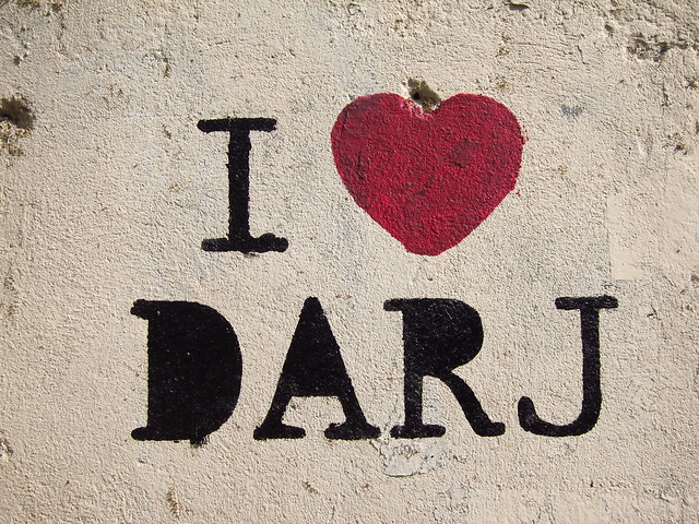 I heart Darj