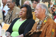 Virginia State Delegate Rosalyn R. Dance (Dist. 16) and Chief Stephen R. Adkins were in attendance at the ceremony.