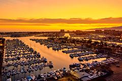 Marina del Rey (szeke) Tags: sunset losangeles marinadelrey