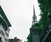 Boston (_donaldphung) Tags: boston iheartboston igboston igersboston paulreverecemetary bostonchurch landscape cityscape sony a7sii sonya7sii sonyalpha alphacollective zeiss zeiss1635mm zeiss1635