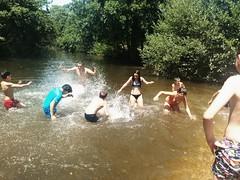 Día 5 . ¡Este río molaaa!