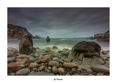 El Percebe... (Canconio59) Tags: longexposition largaexposición covas ferrol galicia españa spain nubes clouds cielo sky mar sea costa coast rocas rocks