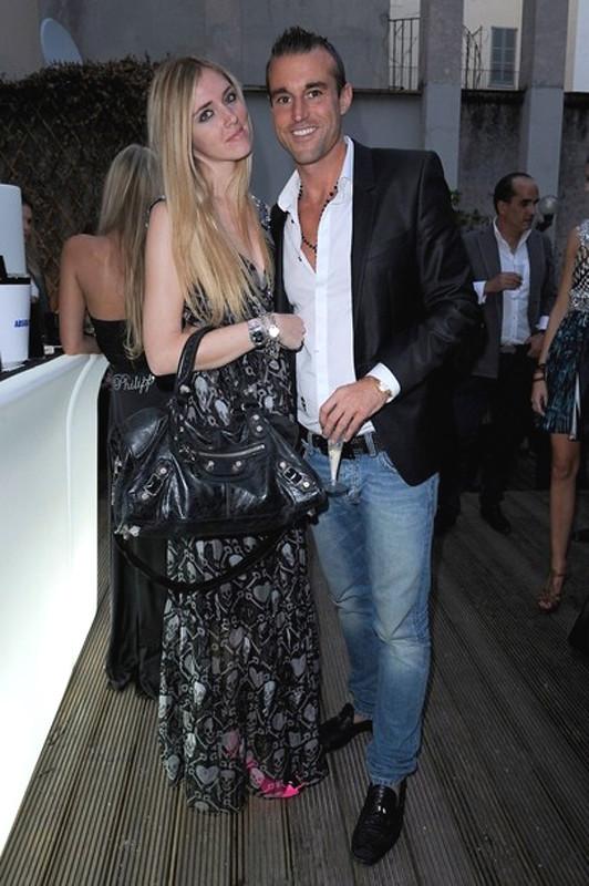 Chiara Ferragni e Philipp Plein