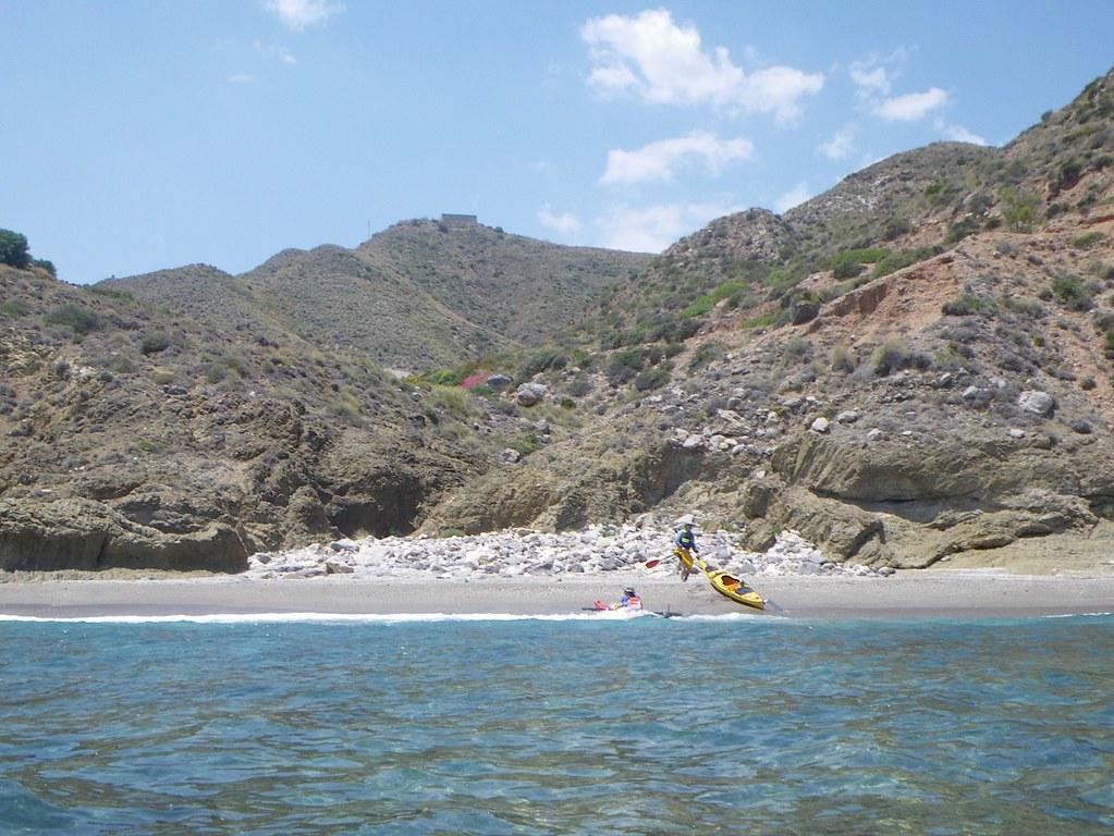 Cabo de Gata en kayak 022