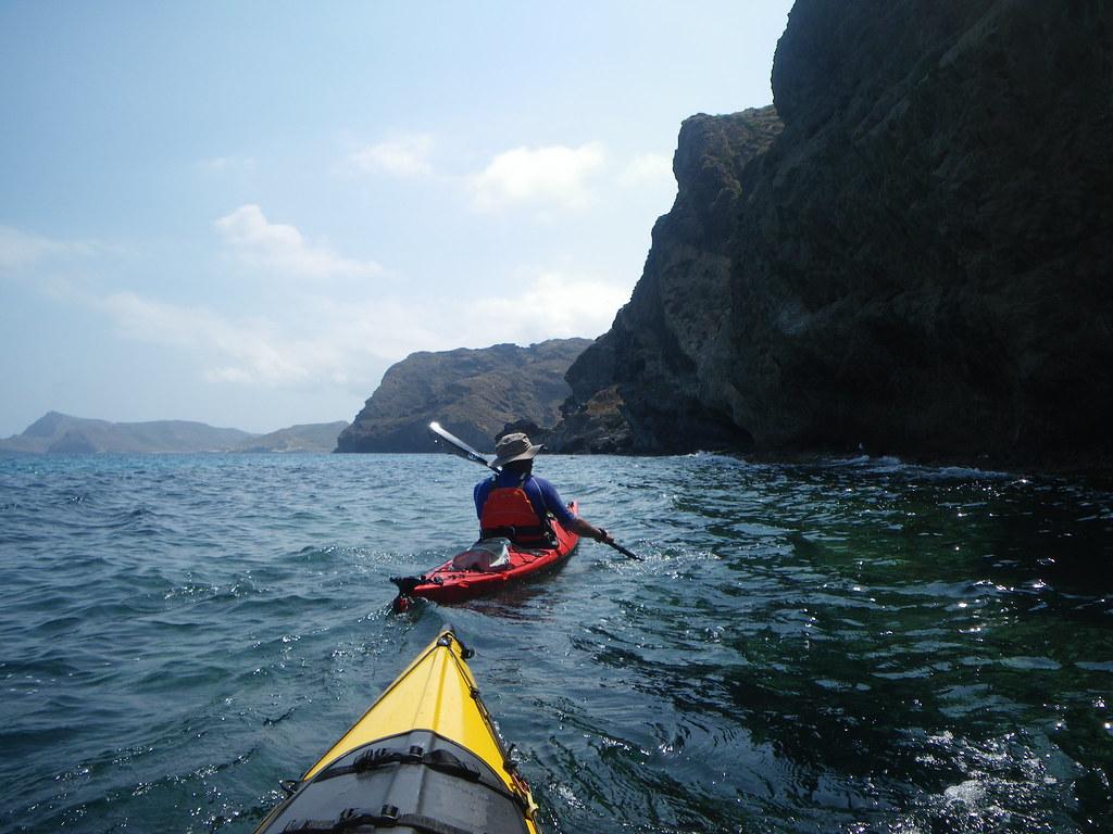 Cabo de Gata en kayak 197