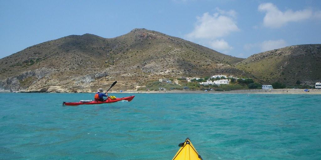 Cabo de Gata en kayak 158