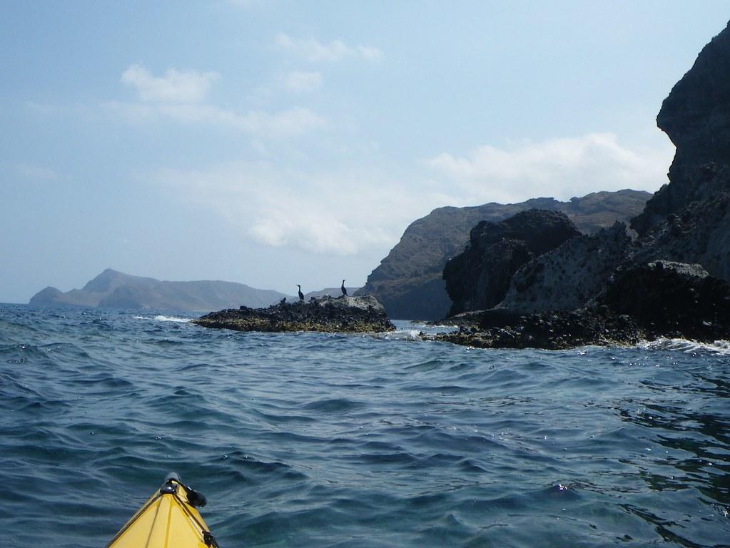 Cabo de Gata en kayak 198