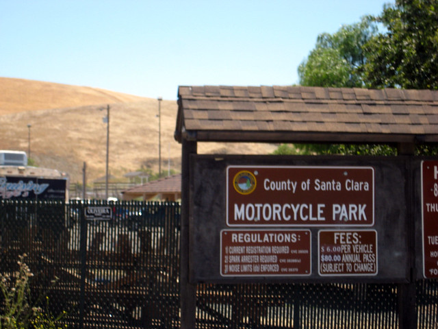 Motorcycle Park