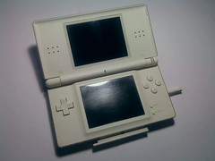 Nintendo DS Lite Polar White