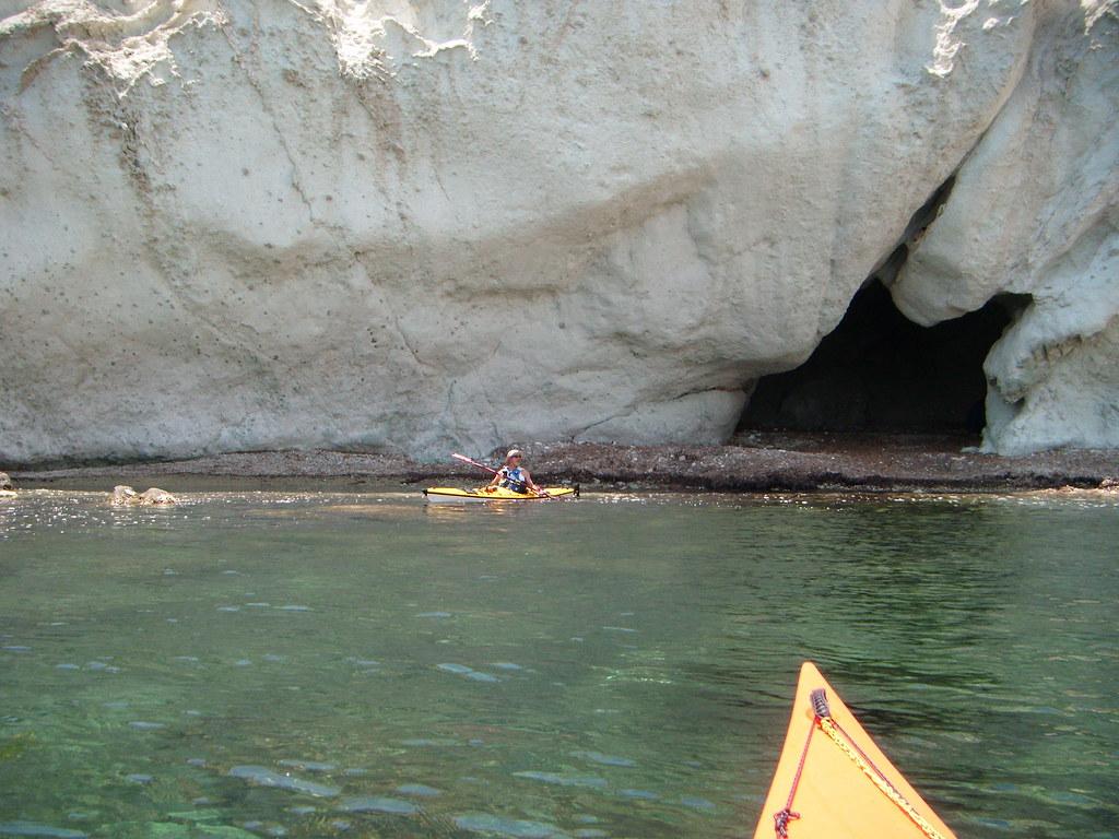 Cabo de Gata en kayak 725