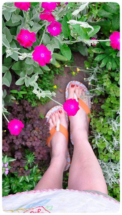 Garden-walk