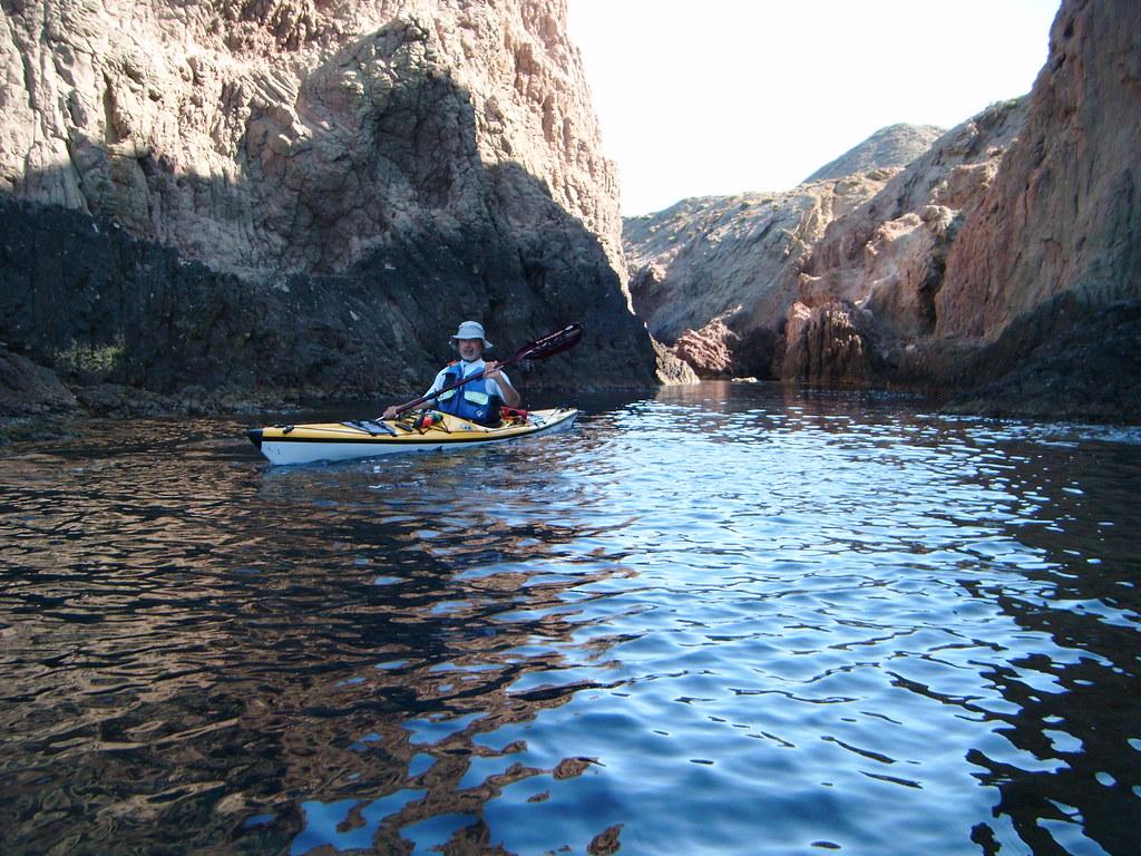 Cabo de Gata en kayak 771